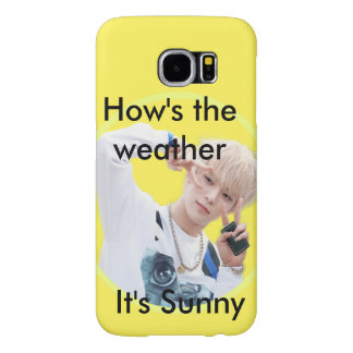 Minnie Catchphrase Samsung Galaxy S6 Cases