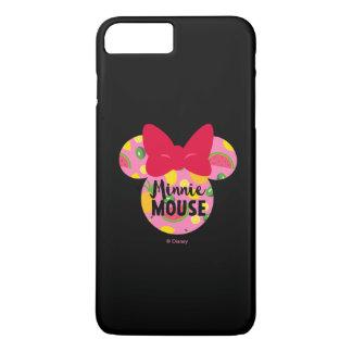 Minnie | Minnie Tropical Logo iPhone 7 Plus Case