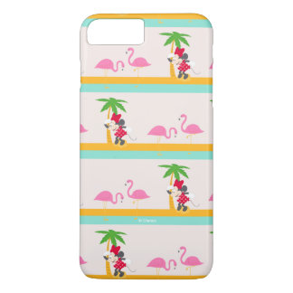 Minnie | Minnie's Tropical Pattern iPhone 7 Plus Case