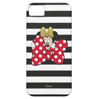 Minnie Mouse | Bow Tie Barely There iPhone 5 Case