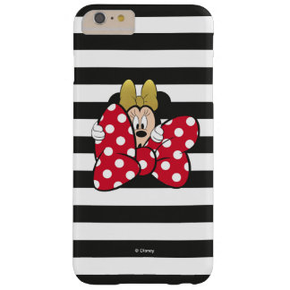 Minnie Mouse | Bow Tie Barely There iPhone 6 Plus Case
