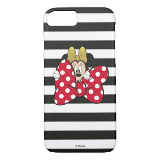 Minnie Mouse | Bow Tie iPhone 8/7 Case