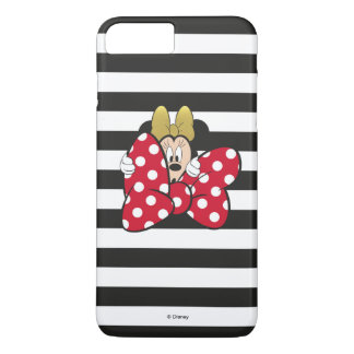 Minnie Mouse | Bow Tie iPhone 8 Plus/7 Plus Case