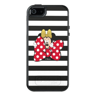 Minnie Mouse | Bow Tie OtterBox iPhone 5/5s/SE Case