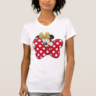 Minnie Mouse | Bow Tie T-Shirt