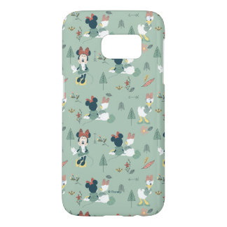 Minnie Mouse & Daisy Duck | Let's Get Away Pattern