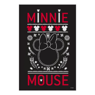 Minnie Mouse   Decoration Pattern