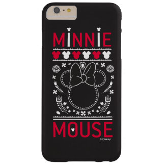 Minnie Mouse | Decoration Pattern Barely There iPhone 6 Plus Case