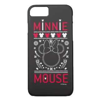 Minnie Mouse | Decoration Pattern iPhone 8/7 Case