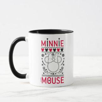 Minnie Mouse | Decoration Pattern Mug
