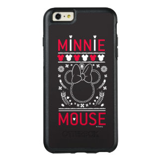 Minnie Mouse | Decoration Pattern OtterBox iPhone 6/6s Plus Case
