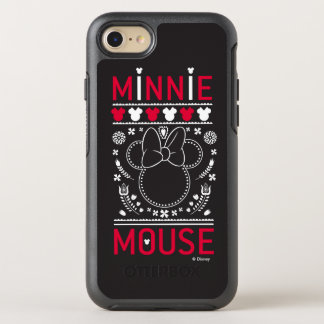 Minnie Mouse | Decoration Pattern OtterBox Symmetry iPhone 8/7 Case