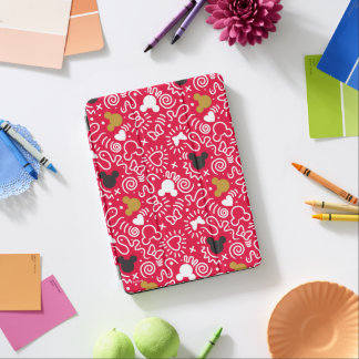 Minnie Mouse | Doodle Pattern iPad Air Cover