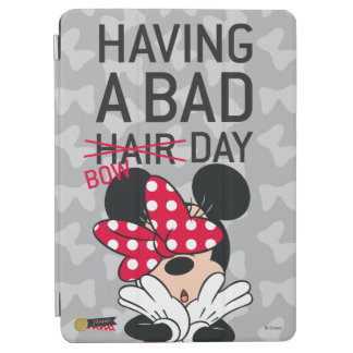 Minnie Mouse | Having a Bad Bow Day iPad Air Cover