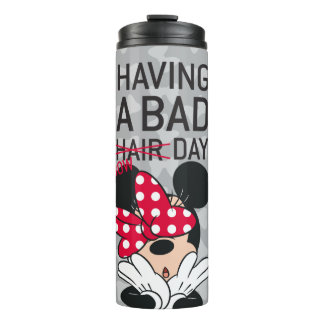 Minnie Mouse | Having a Bad Bow Day Thermal Tumbler