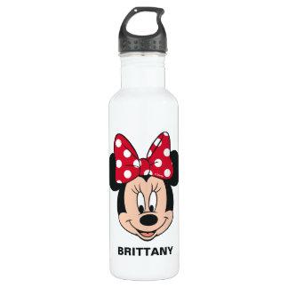 Minnie Mouse   Head Logo 710 Ml Water Bottle