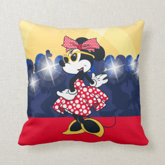 Minnie Mouse | Hollywood's Leading Lady Cushion