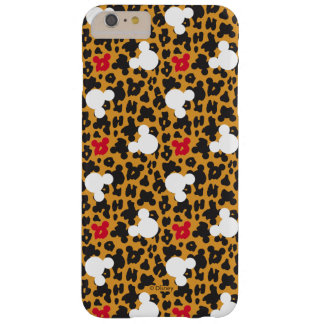 Minnie Mouse | Leopard Pattern Barely There iPhone 6 Plus Case