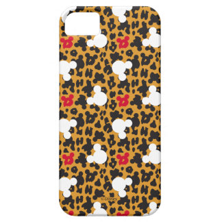 Minnie Mouse | Leopard Pattern Case For The iPhone 5