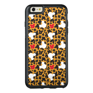 Minnie Mouse | Leopard Pattern OtterBox iPhone 6/6s Plus Case