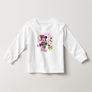 Minnie Mouse | Minnie Holiday Cheer Toddler T-Shirt