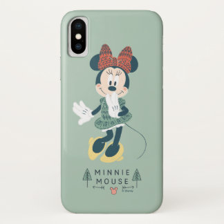 Minnie Mouse | Never Stop Exploring iPhone X Case