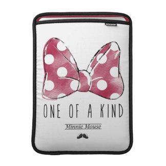 Minnie Mouse | One Of A Kind MacBook Sleeve