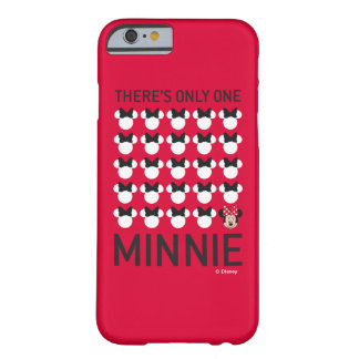 Minnie Mouse | Only One Minnie Barely There iPhone 6 Case