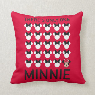 Minnie Mouse | Only One Minnie Cushion