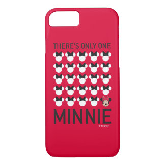 Minnie Mouse | Only One Minnie iPhone 8/7 Case