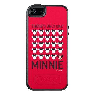 Minnie Mouse | Only One Minnie OtterBox iPhone 5/5s/SE Case