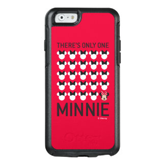 Minnie Mouse | Only One Minnie OtterBox iPhone 6/6s Case