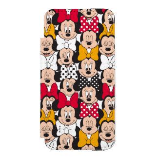 Minnie Mouse | Pattern Incipio Watson™ iPhone 5 Wallet Case