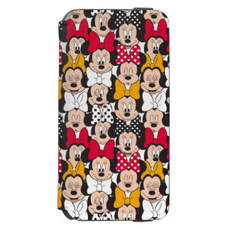 Minnie Mouse | Pattern Incipio Watson™ iPhone 6 Wallet Case