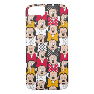 Minnie Mouse | Pattern iPhone 8/7 Case