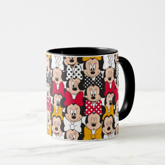 Minnie Mouse | Pattern Mug