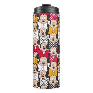Minnie Mouse | Pattern Thermal Tumbler
