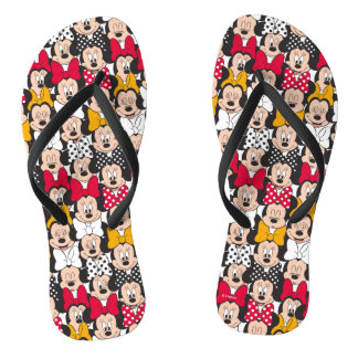Minnie Mouse | Pattern Thongs