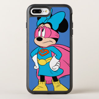 Minnie Mouse | Super Hero in Training OtterBox Symmetry iPhone 8 Plus/7 Plus Case