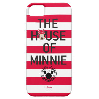 Minnie Mouse | The House of Minnie Case For The iPhone 5