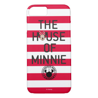 Minnie Mouse | The House of Minnie iPhone 8/7 Case