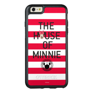 Minnie Mouse | The House of Minnie OtterBox iPhone 6/6s Plus Case