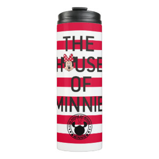 Minnie Mouse | The House of Minnie Thermal Tumbler