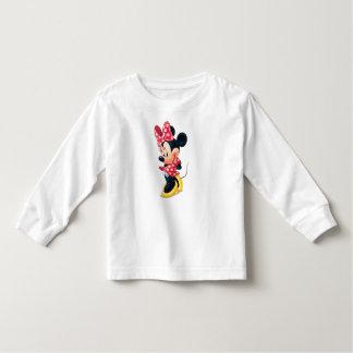 Minnie   Shy Pose Toddler T-Shirt