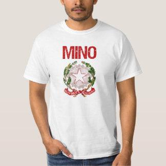 Mino Italian Surname T-Shirt