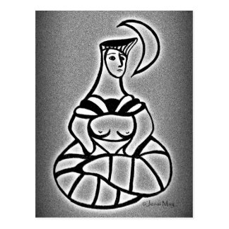 Minoan Europa Postcard