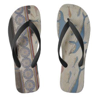 Minoan Fresco Art Thongs