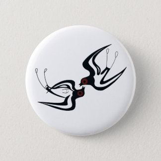 Minoan Swallow Button