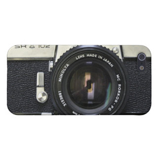Minolta SRT 102 iPhone 5/5s Old Camera Case iPhone 5 Covers