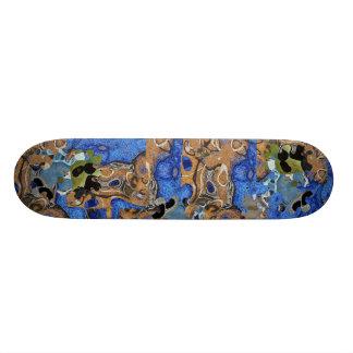 """Minor Brain Damage"" Skateboard Decks"
